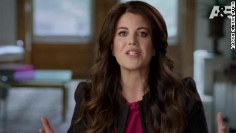 Lewinsky: 'If. f***ing. only.' Clinton had received the same treatment as Trump when Starr report was finished