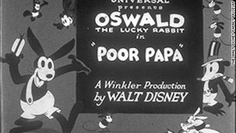 Missing Disney film which predates Mickey Mouse resurfaces in Japan