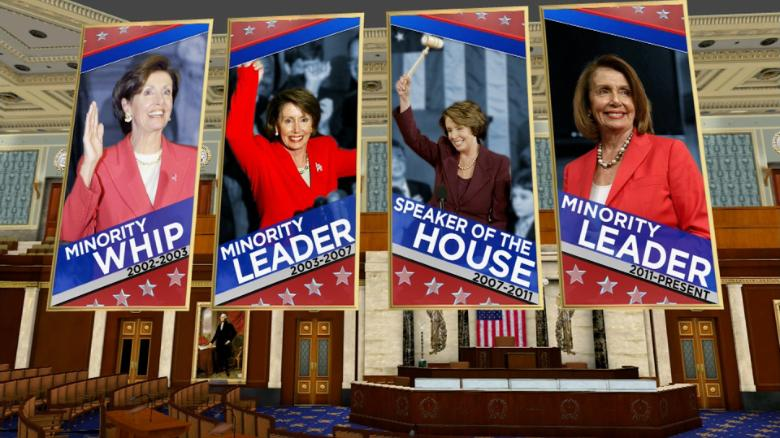 Pelosi wins Democratic nomination for leader as opposition crumbles