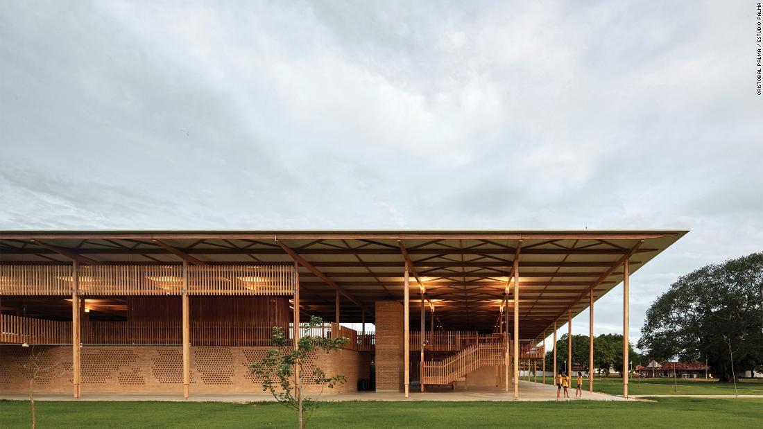 RIBA International Prize: Rural Brazilian school wins prize for world's best building - CNN