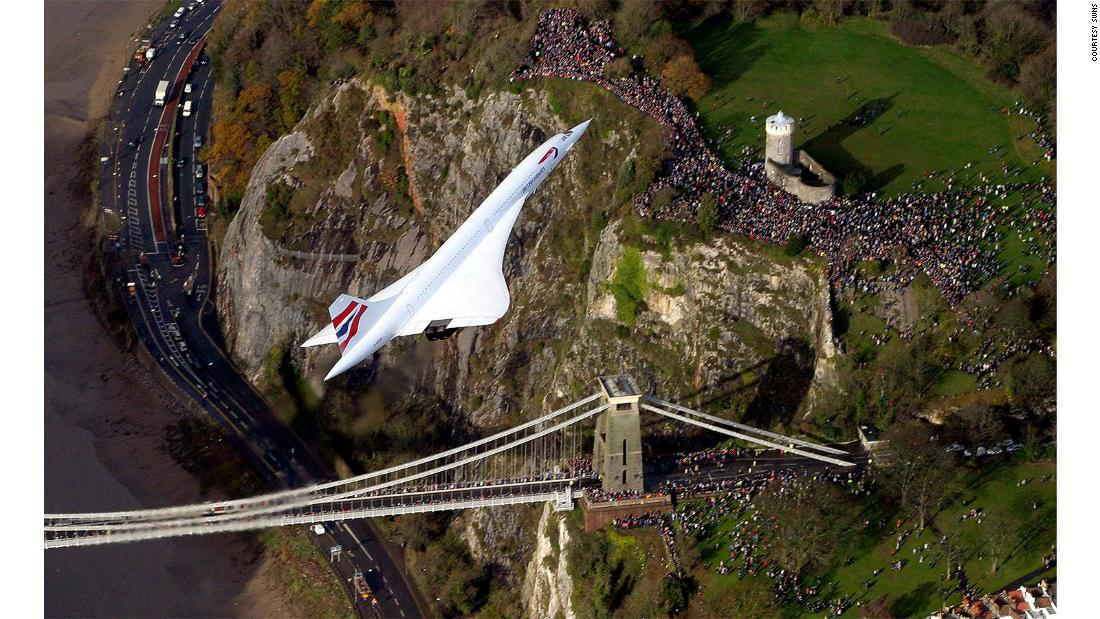 Concorde's last flight: Is this the greatest aviation photograph of all time?