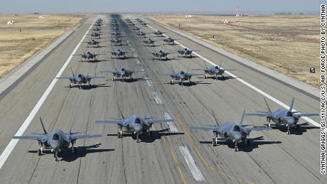 بائیڈن ایڈمن کا متحدہ عرب امارات کی B 23B کی فروخت کے ساتھ آگے بڑھنے کا ارادہ ہے