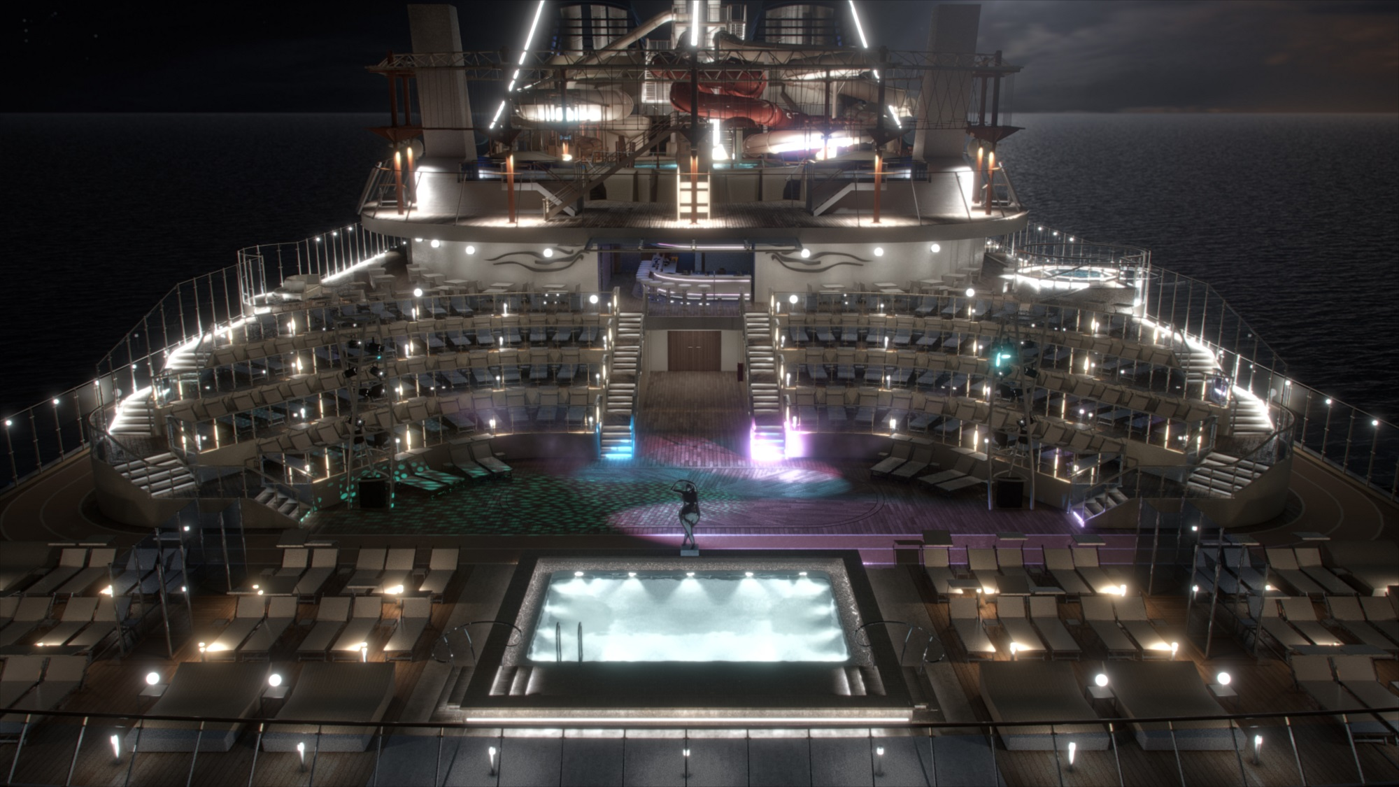 Best Cruise Ships 2019 The 10 best new cruise ships for 2019 | CNN Travel