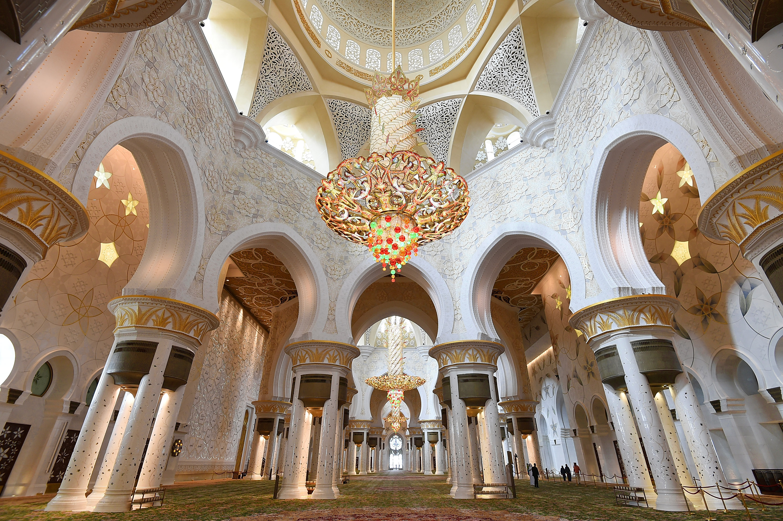 Sheikh Zayed Grand Mosque In Abu Dhabi Learn Its Secrets Cnn Travel