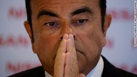 Why is Carlos Ghosn two weeks after his arrest
