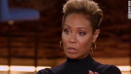Jada Pinkett Smith says she discovered she doesn't know husband Will Smith at all