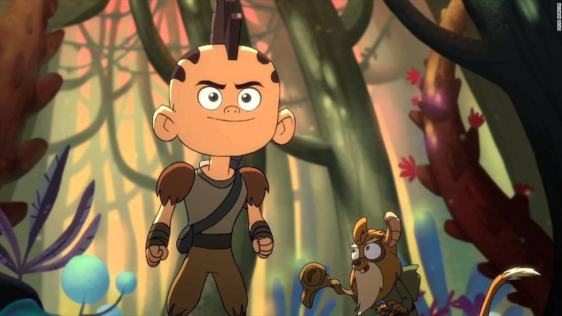 """<strong>""""Niko and the Sword of Light"""" Season 2 </strong>: Niko's world has been restored in this animated series, but a new dark power looms in the shadows, waiting for a chance to strike. <strong>(Amazon Prime) </strong>"""