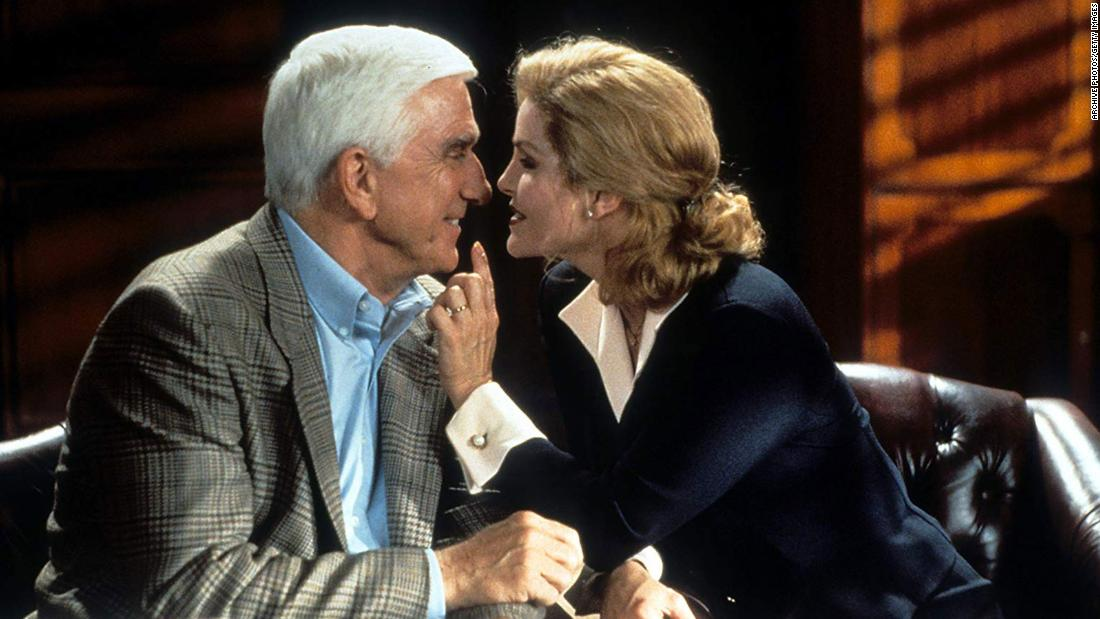 """<strong>""""Naked Gun 33 1/3: The Final Insult""""</strong>: Bumbling former police officer Frank Drebin comes out of retirement to help the Police Squad infiltrate a gang of terrorists planning to detonate a bomb at the Academy Awards. <strong>(Amazon Prime) </strong>"""