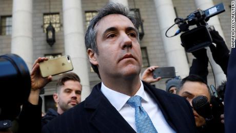 Congress wants another shot at a guilty Michael Cohen