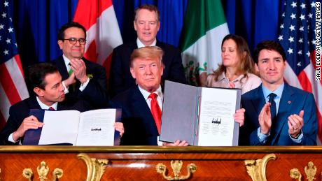 NAFTA is officially gone. Here's what has and hasn't changed