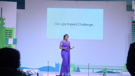 Juliet Ehimuan-Chiazor, Country Director, Google Nigeria.