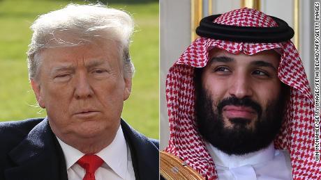 El desastre de la cámara lenta de Trump y # 39; s Estrategia de Khashoggi