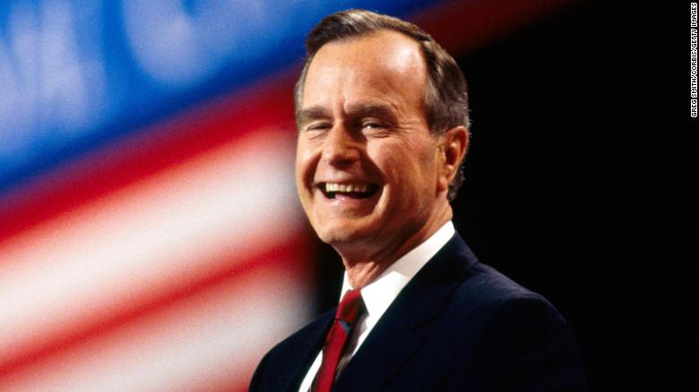 World mourns death of ex-US president Bush