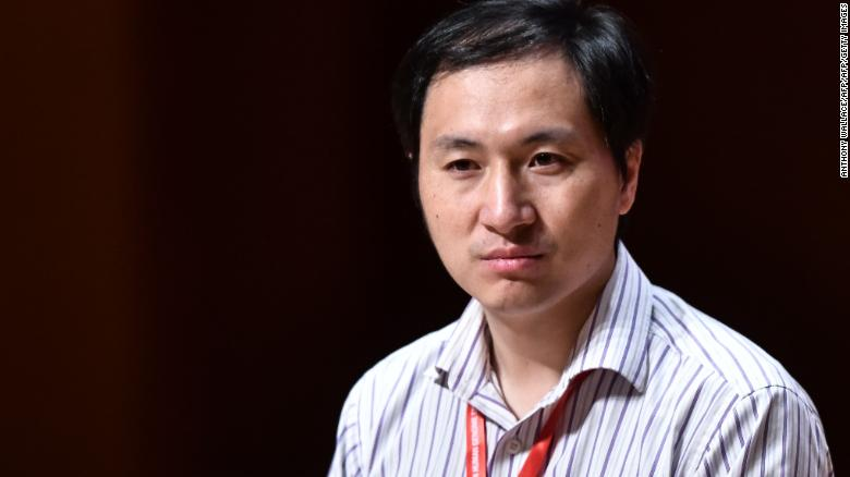Rogue Chinese scientist He Jiankui faces punishment for creating gene-edited babies