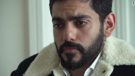 Omar Abdulaziz believes Saudi authorities intercepted private messages between him and Jamal Khashoggi.