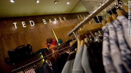 Ted Baker CEO resigns after hugging row
