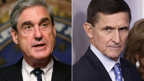 READ: Mueller says Flynn provided 'substantial' assistance