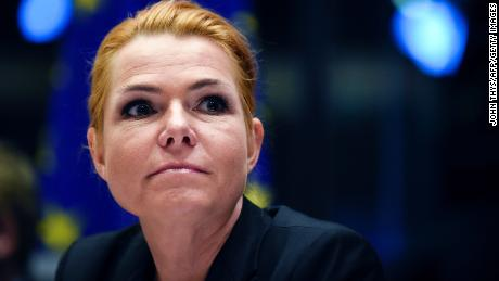"Danish immigration minister Inger Støjberg wrote on Facebook that certain migrants ""are unwanted and they will feel it."""