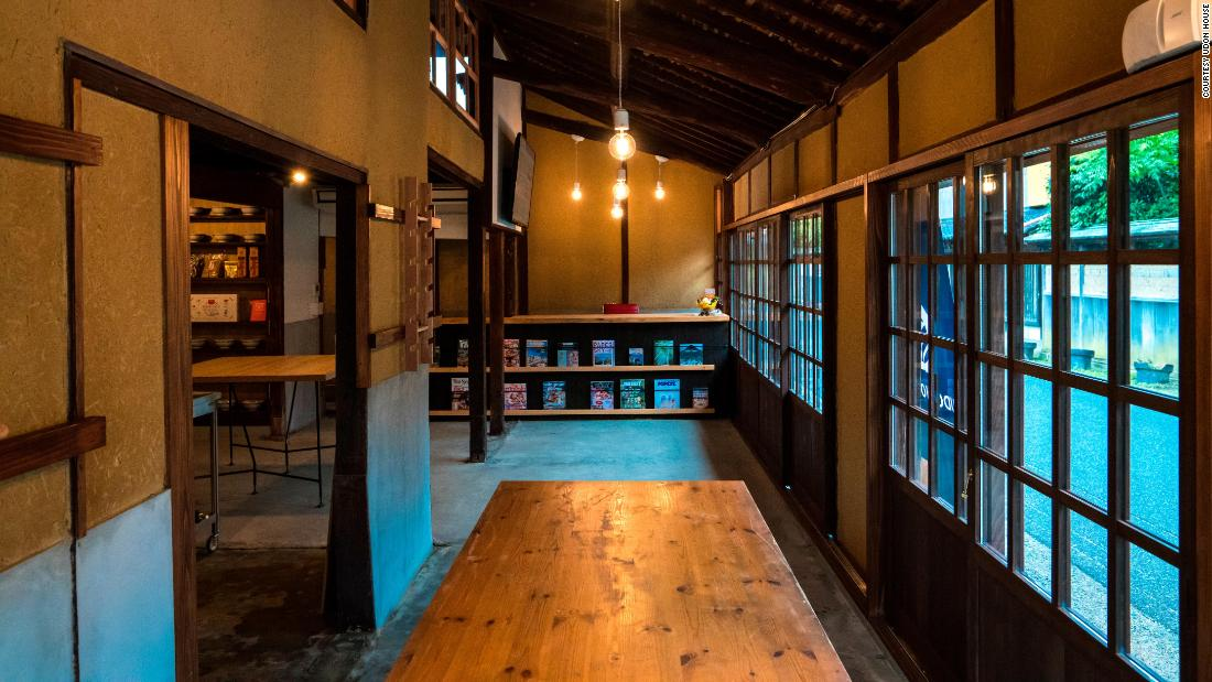 See Udon House, Japan's noodle hotel in Kagawa