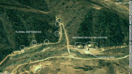 Photos from the Middlebury Institute of new developments at two North Korean missile sites, one previously unreported.