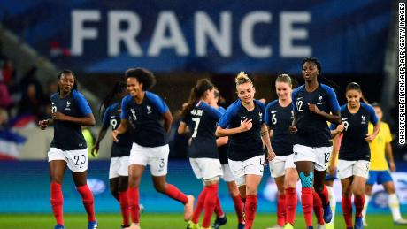 France best showing at a Women's World Cup is the semifinals