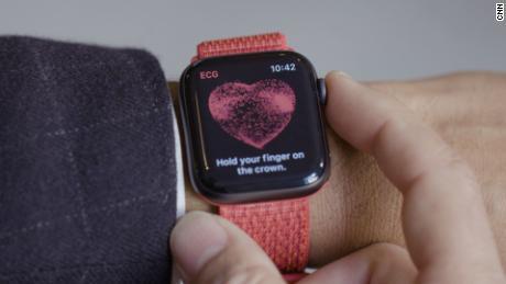 . Selon une étude, une application pourrait sauver votre vie en détectant des battements de cœur irréguliers
