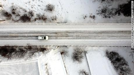 Mohe is the northernmost city in China and average temperatures remain below freezing for on average seven months of the year.