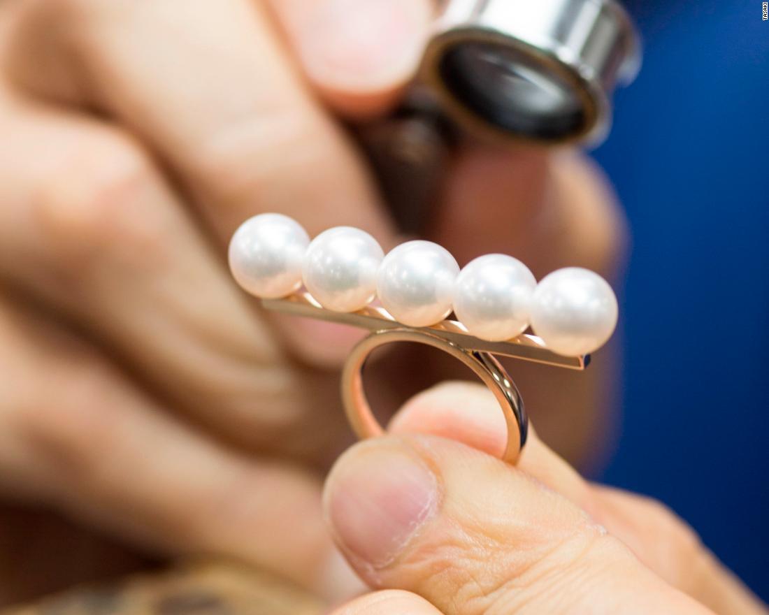 Farming Japan's precious Akoya pearls