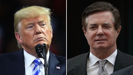 Mueller Calls For Harsh Sentence In Manafort Case, Citing 'Gravity' Of Crimes