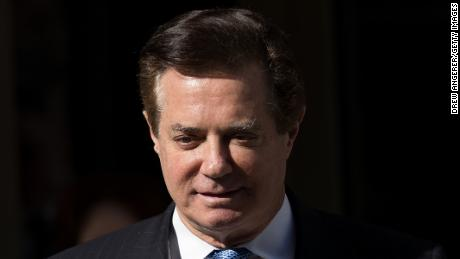 Investigators zero in on Manafort meetings with Russians