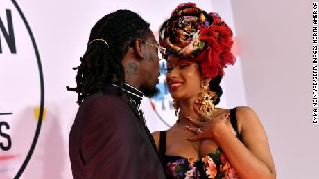 Cardi B says her breakup was not for publicity
