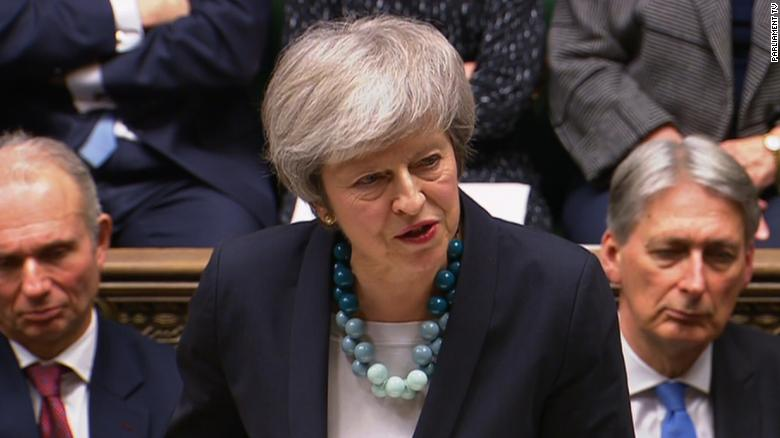 May calls off doomed Brexit vote