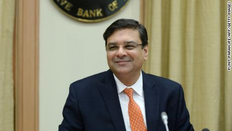 India central bank chief Urjit Patel resigns amid government spat