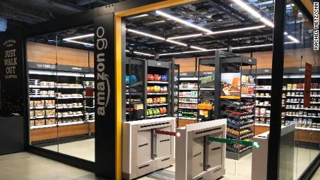 Amazon Go is going small with tiny, cashier-free stores