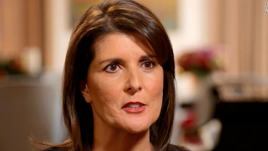 Nikki Haley is criticized for her comment on health care in Finland - CNN