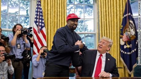 Kanye West says he had coronavirus and no longer supports Trump