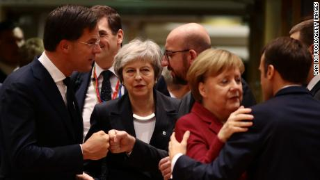 Germany once pleaded with Britain to stay in the EU. Now the love has cooled