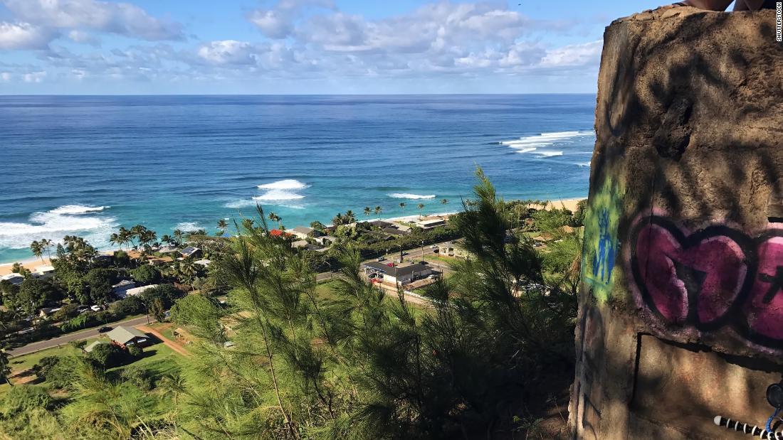 Hawaii's best beach hikes