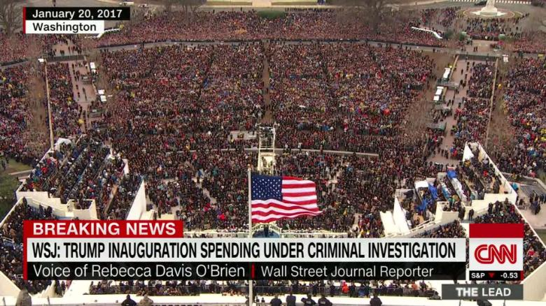Trump Inauguration Committee Under Criminal Probe