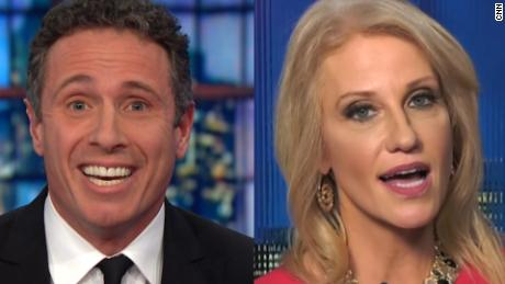Kellyanne Conway Says It's a Slur to Call Trump a Liar