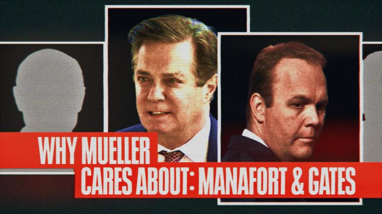 Why Mueller cares about Manafort & Gates