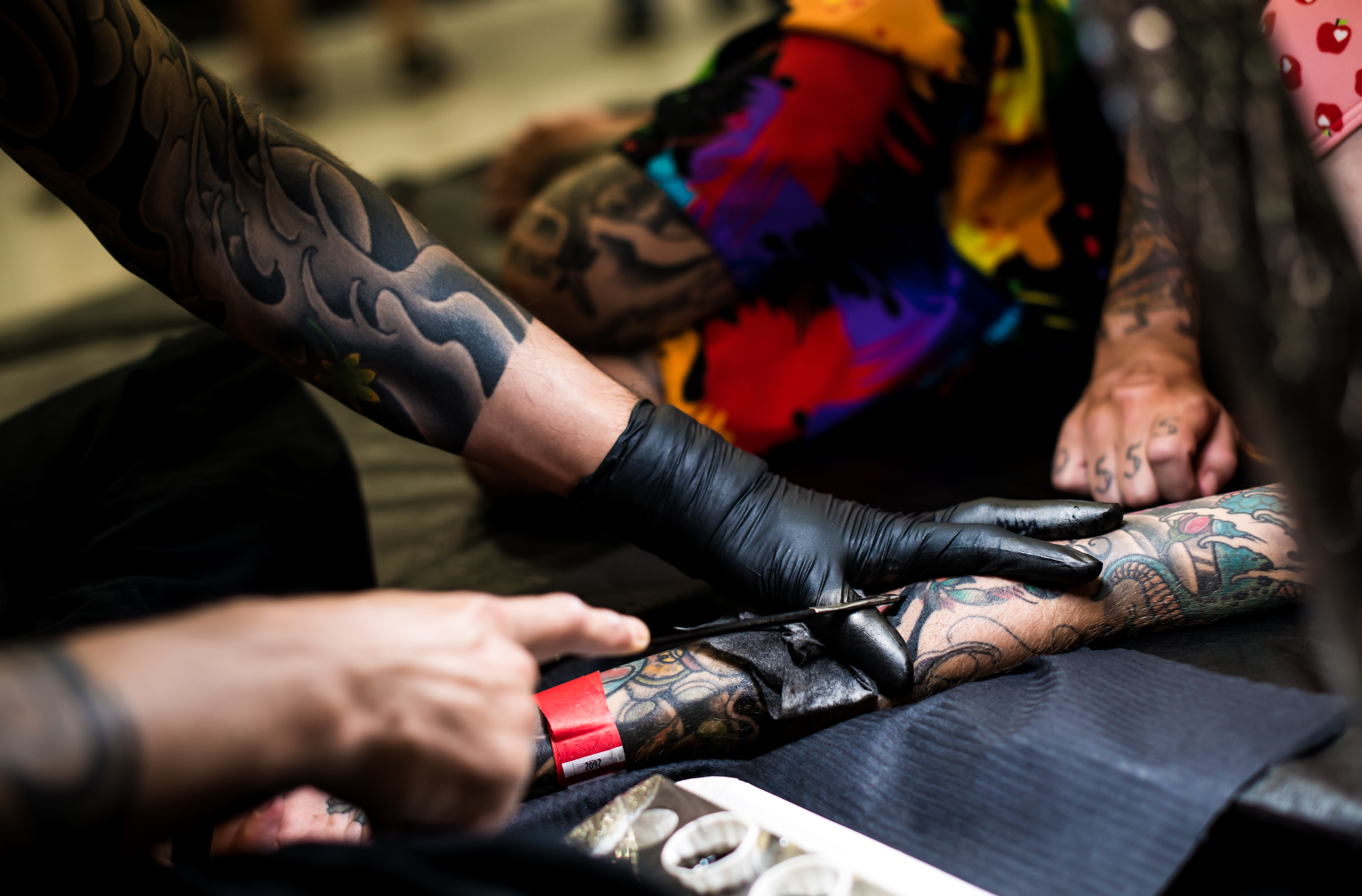 Tebori Tattoos Can Japan S Hand Carved Tradition Survive