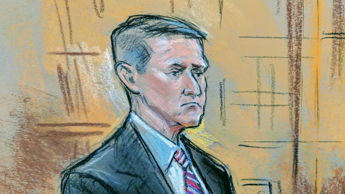 Michael Flynn to be star witness in trial of Bijan Kian, docs say - CNNPolitics