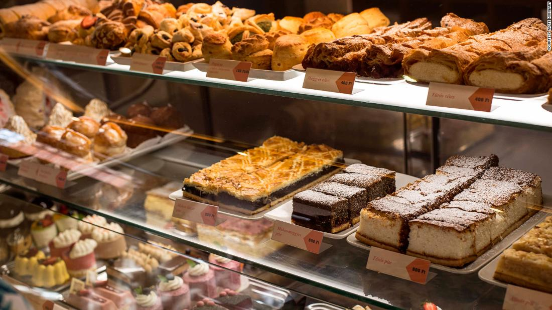 Budapest's best cakes and where to find them