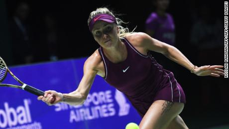 Svitolina has earned over $13 million in prize money