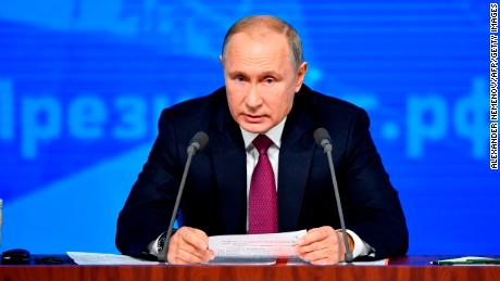 Russia's Putin accuses US of raising risk of nuclear war