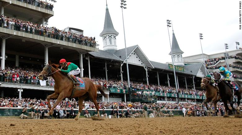 Maximum Security's disqualification at the Kentucky Derby makes history