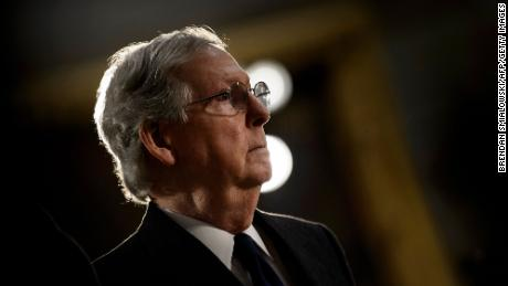 Senate backs McConnell rebuke of Trump military drawdowns