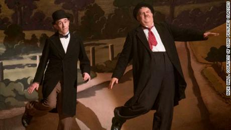 Steve Coogan and John C. Reilly in 'Stan & Ollie'