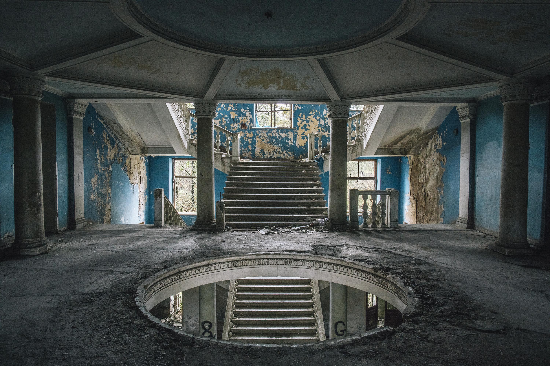 Ryan Koopmans Abandoned Soviet Sanatorium Photography Cnn Style